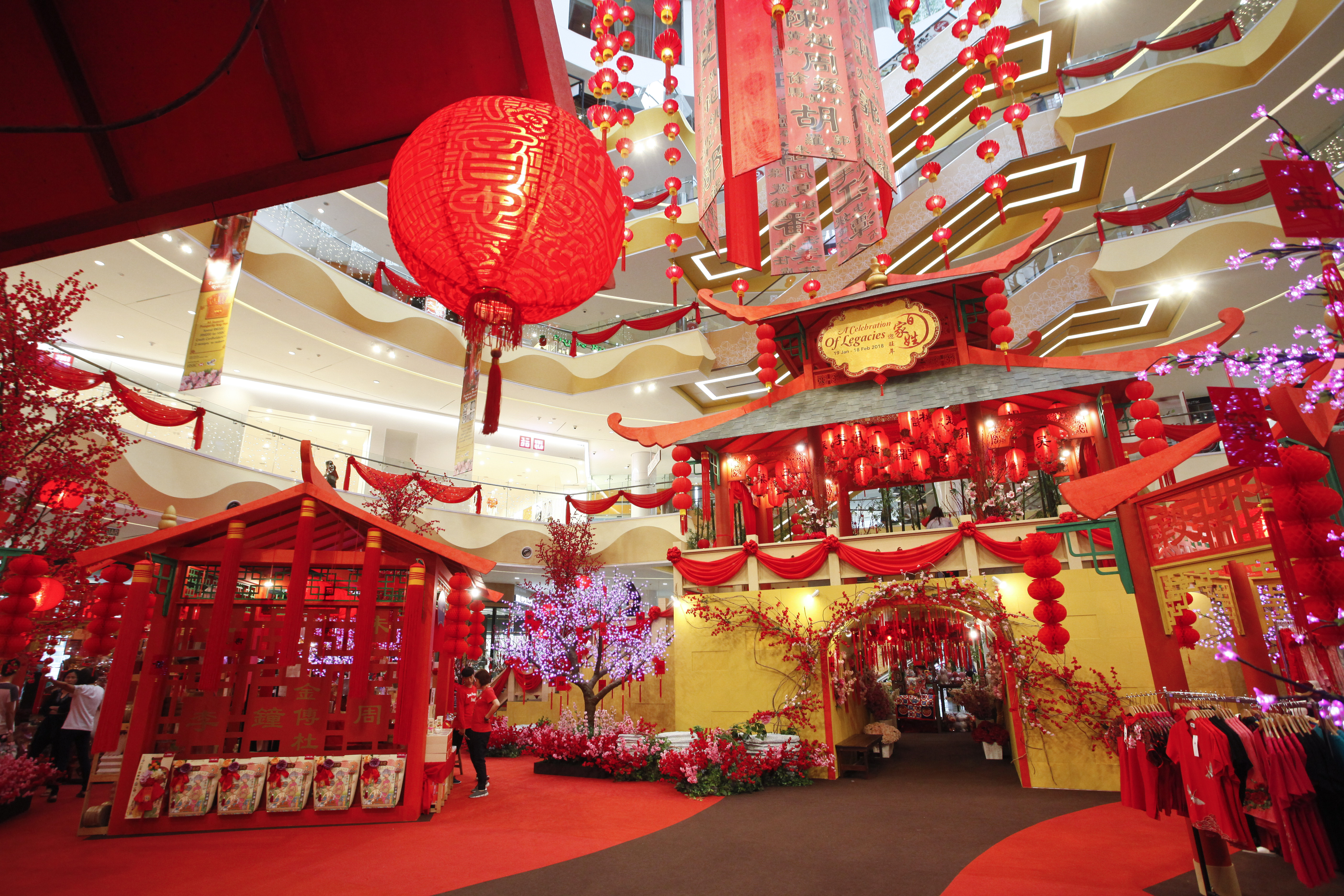 CNY Blessings From Sunway Putra Mall and Sunway Velocity ...