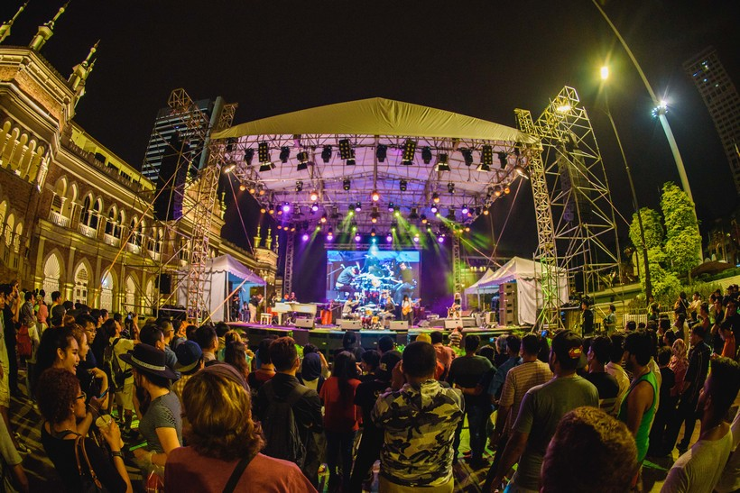 World Youth Jazz Festival 2018 – Main Stage – VisionKL
