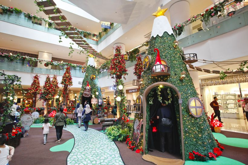 Must-See Christmas Mall Decorations In KL For 2018 – VisionKL