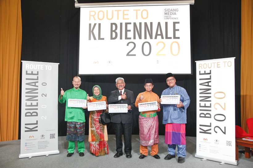 Route To KL Biennale 2020 – VisionKL